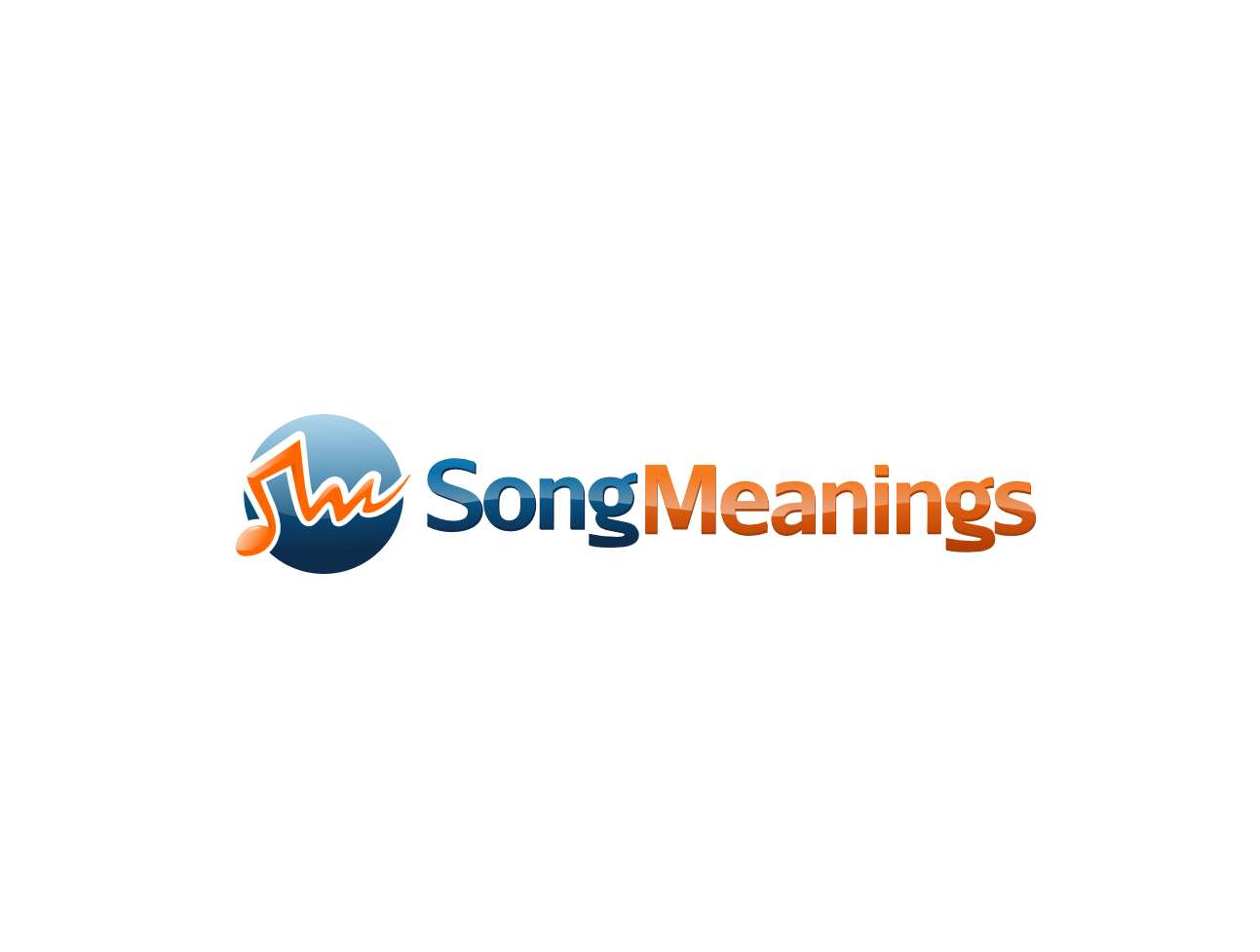 logo for SongMeanings