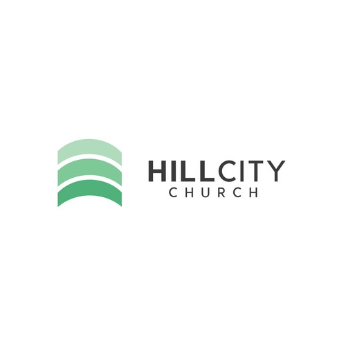 Subtle Logo for Hill City Church