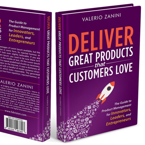 Book cover for Product Management