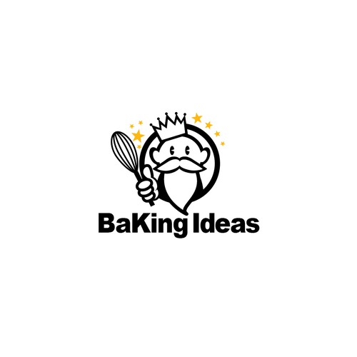 Logo for Baking Supplies Site
