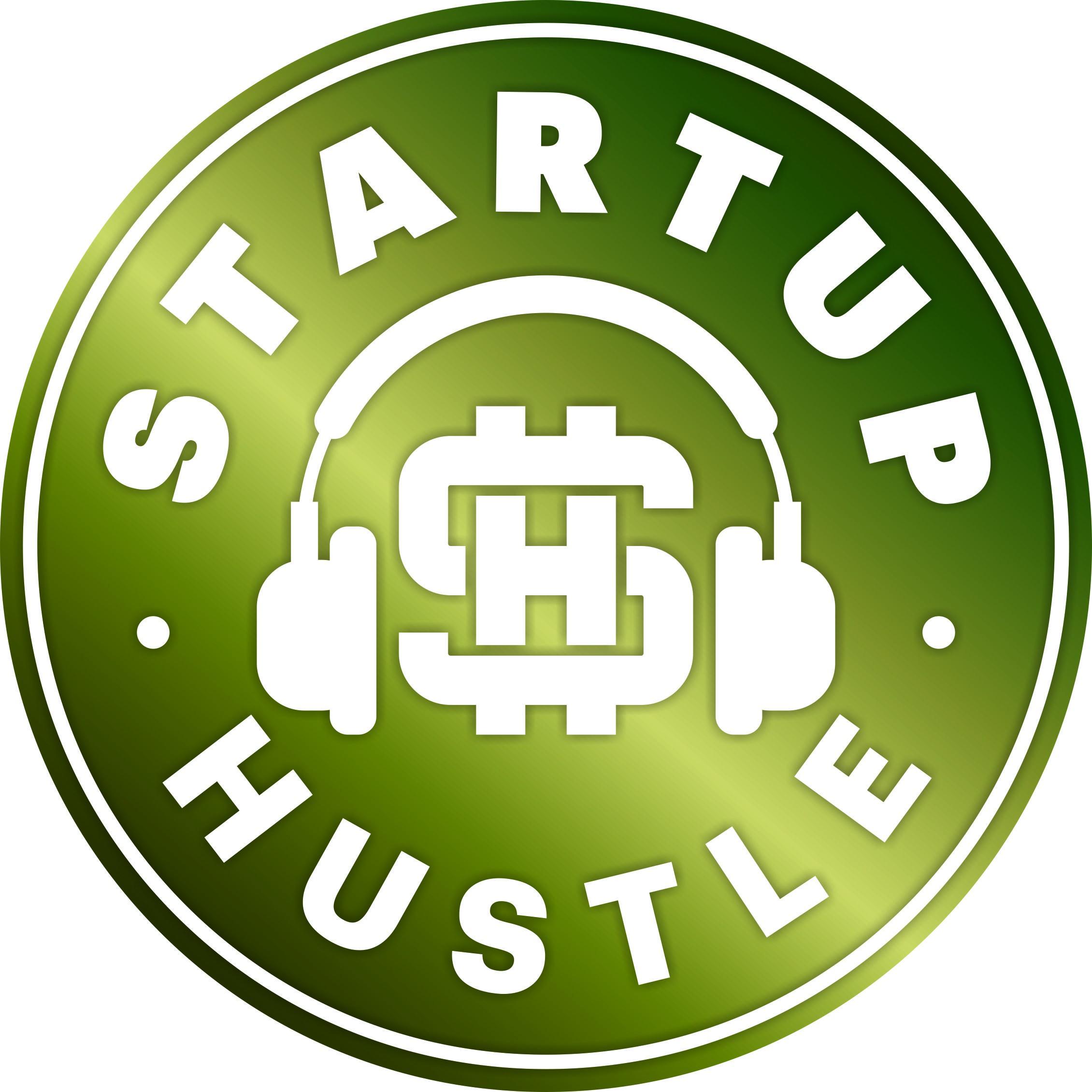 Startup Hustle Podcast Logo