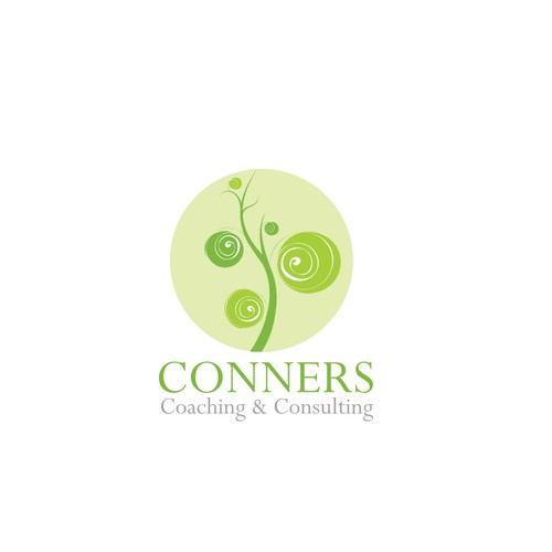 Create the next logo for Conners Coaching & Consulting