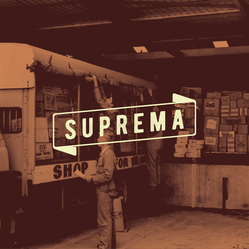 logo for suprema