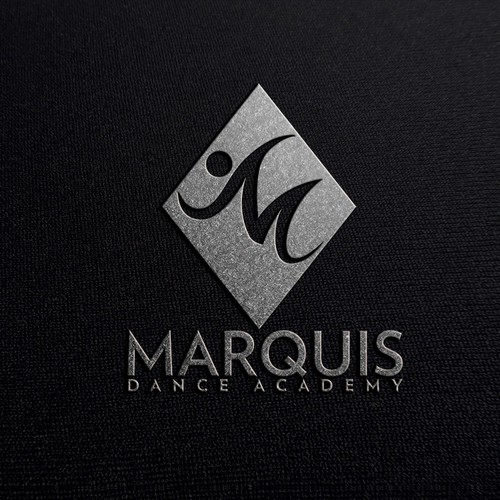 New logo for established dance school.