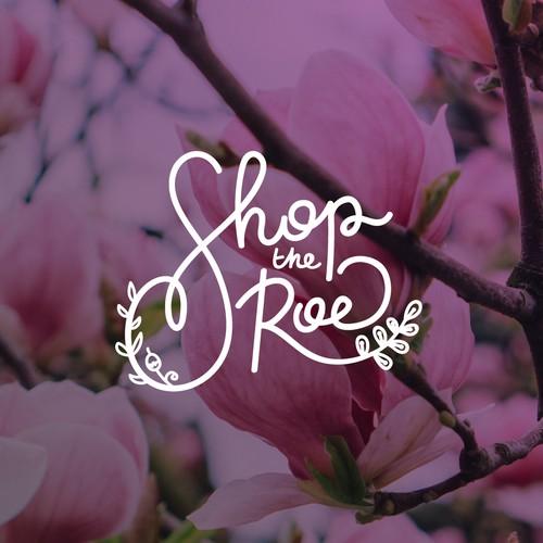 Fun-loving logo for a women's clothing web site