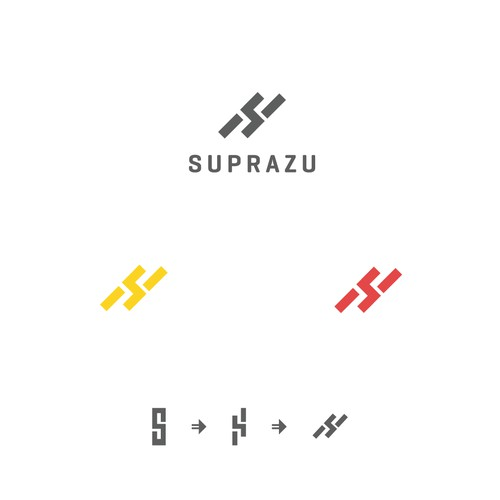 logo concept for Suprazu