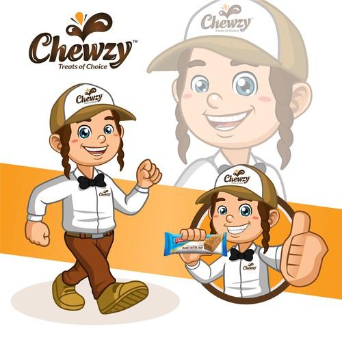 Chewzy Mascot