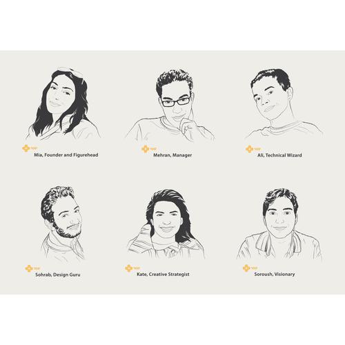 Illustration for Turned On Digital