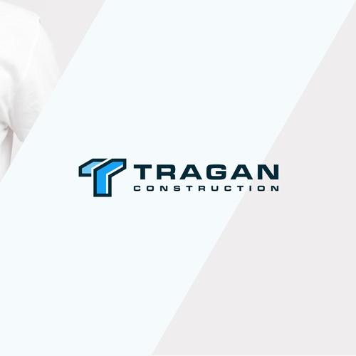 T logo design
