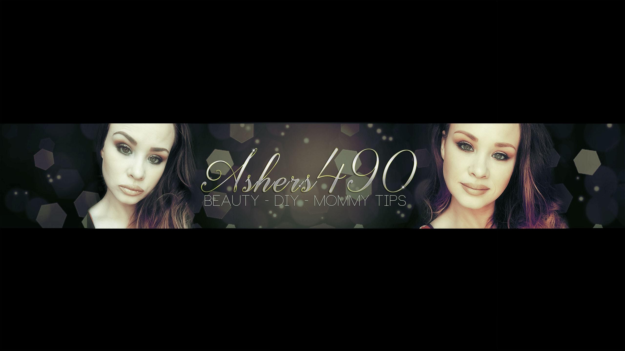 Ashers490 Youtube webpage design