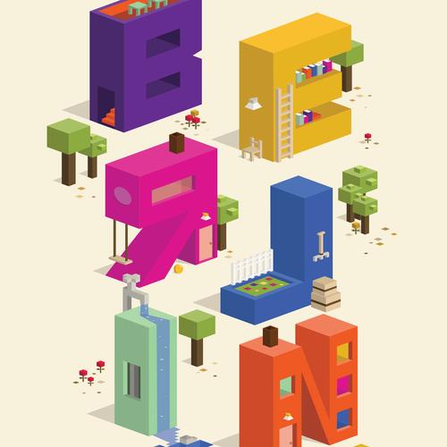 Poster for 99 Design