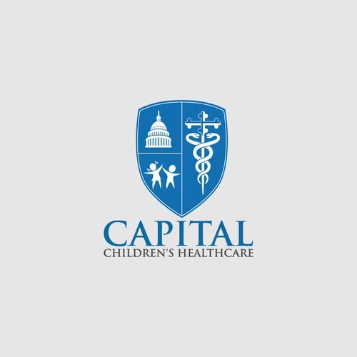 Capital Children Healthcare Logo