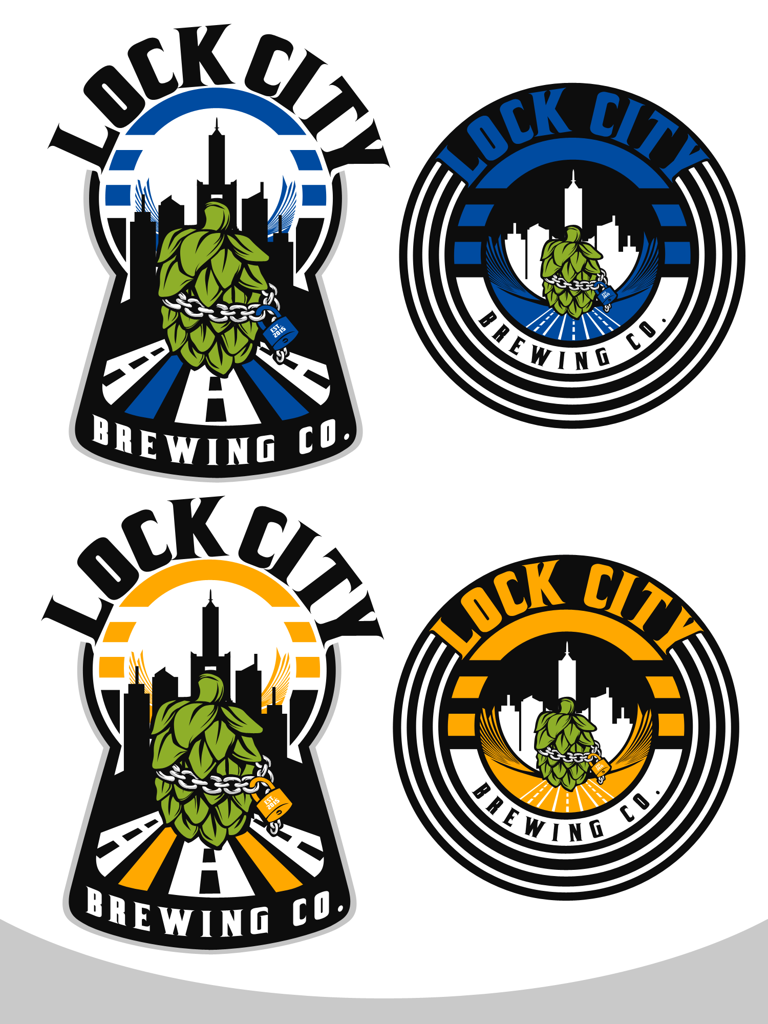 Lock City Brewing Co.