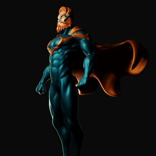 hero model