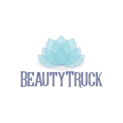 Beauty Truck logo design