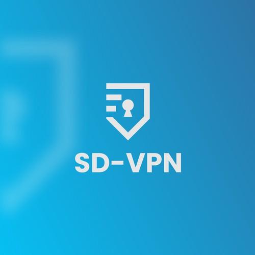 SD-VPN logo