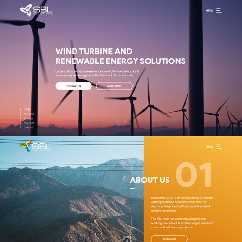 Design Concept for the Wind Turbine Specialist