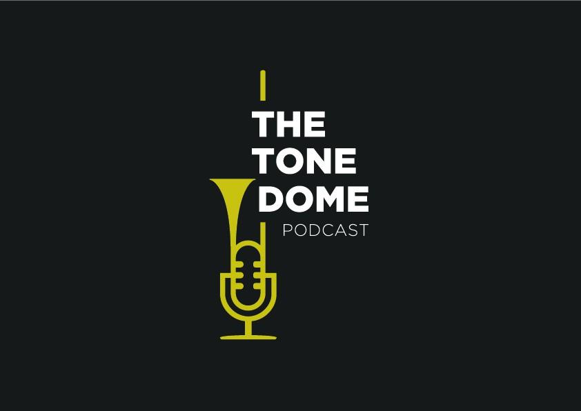 Design a logo for a musician podcast!