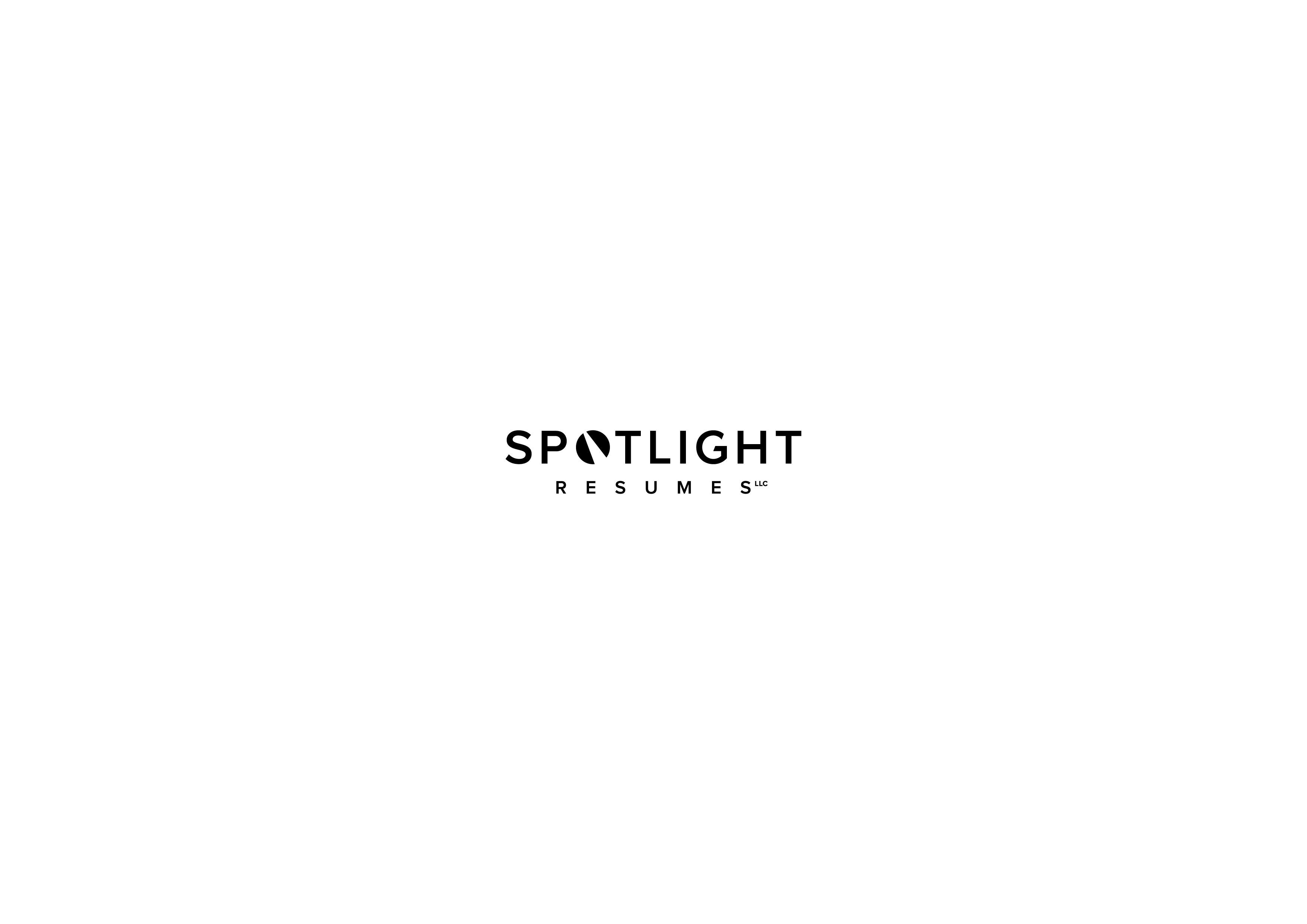 Career counselor & resume writer seeks spotlight-worthy logo that sings (in key).