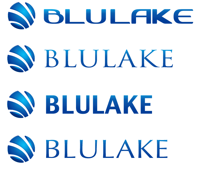 Create the next logo for Blulake