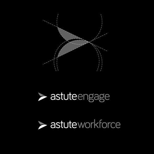 Revamp of Astute Logo