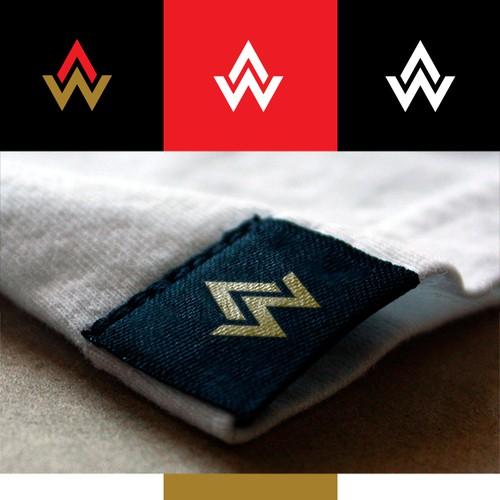 emblem logo of AW