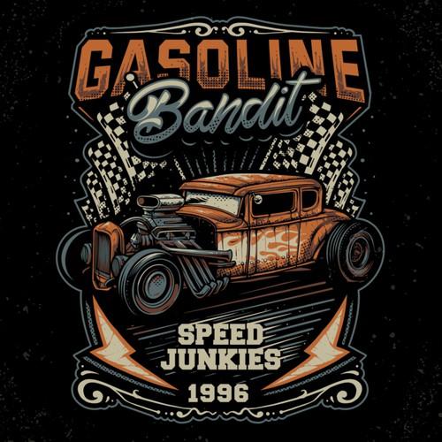 Gasoline Bandit Hotrod