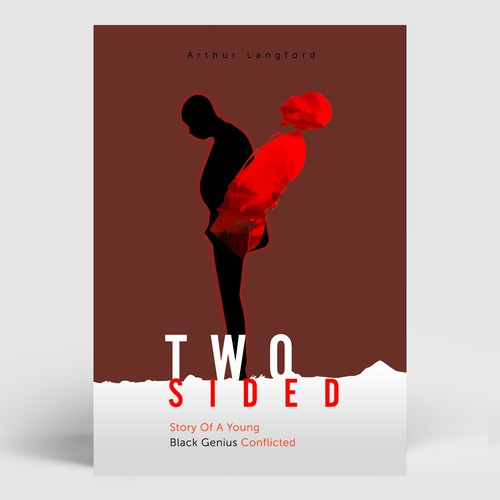 Book cover concept - Two Sided