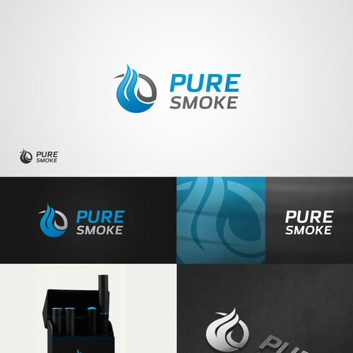 New logo wanted for Pure Smoke