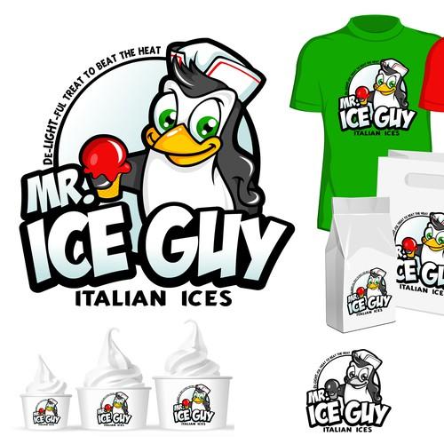 Mr. Ice Guy