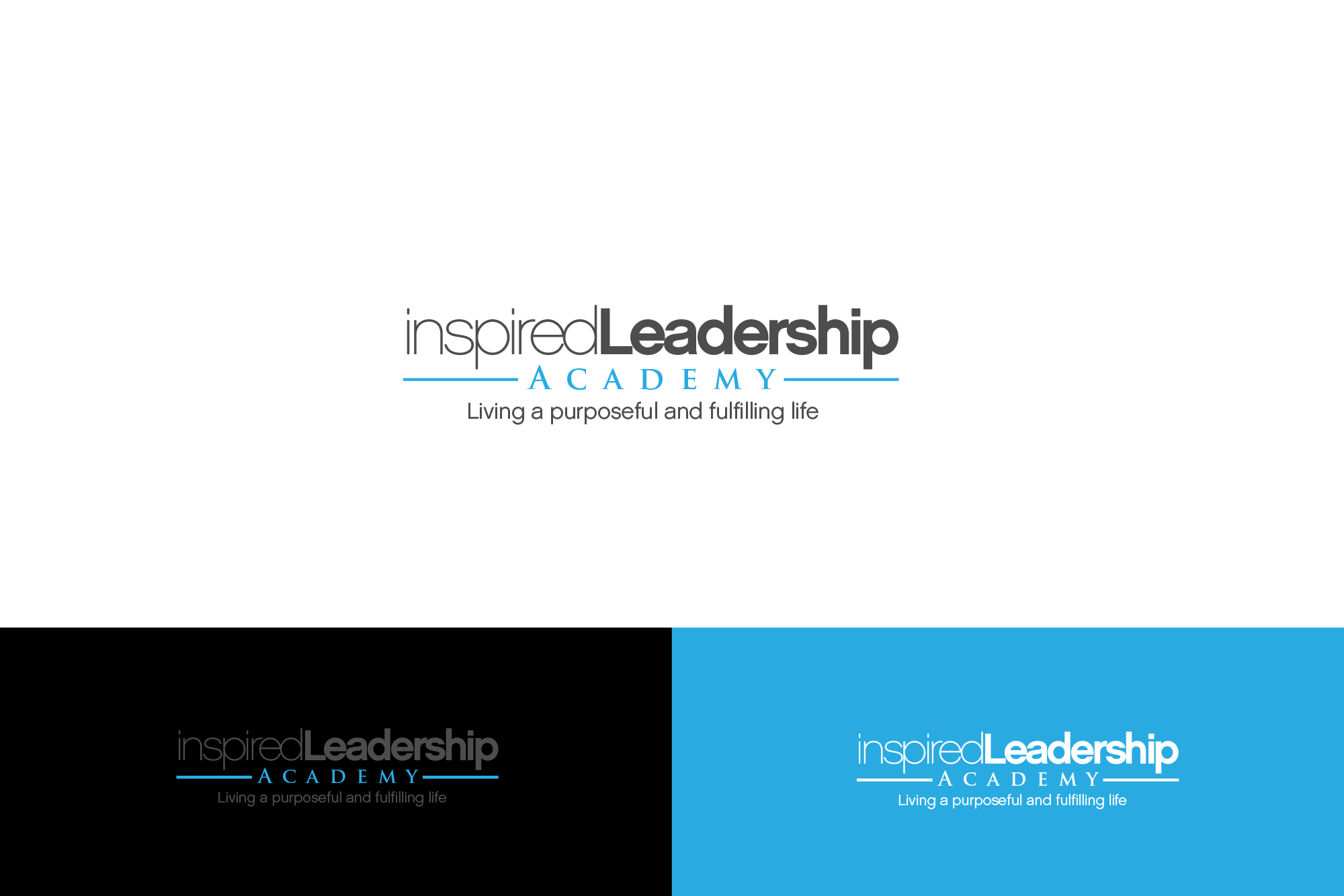 New logo wanted for inspired leadership academy