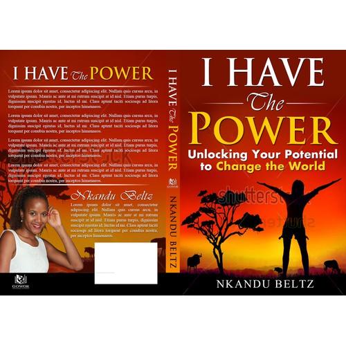 Book Cover design For Nkandu Beltz