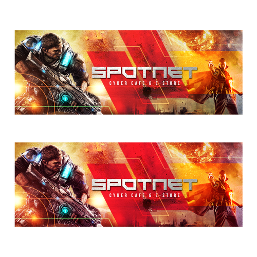 Facebook Cover for Spotnet
