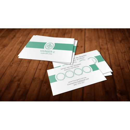 National Wellness Company needs business card