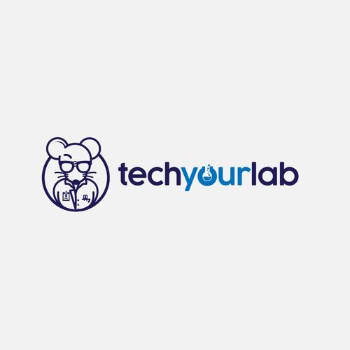 Modern logo for elearning website