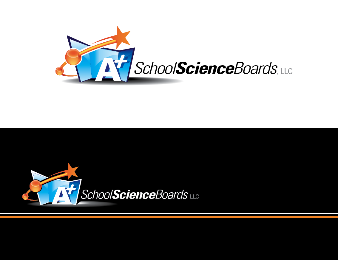 Help School Science Boards, LLC with a new logo