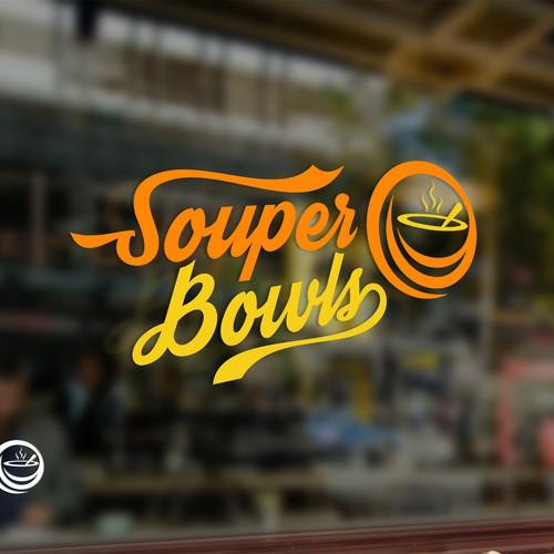Logo for SouperBowls