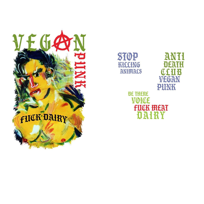 Vegan Hustler