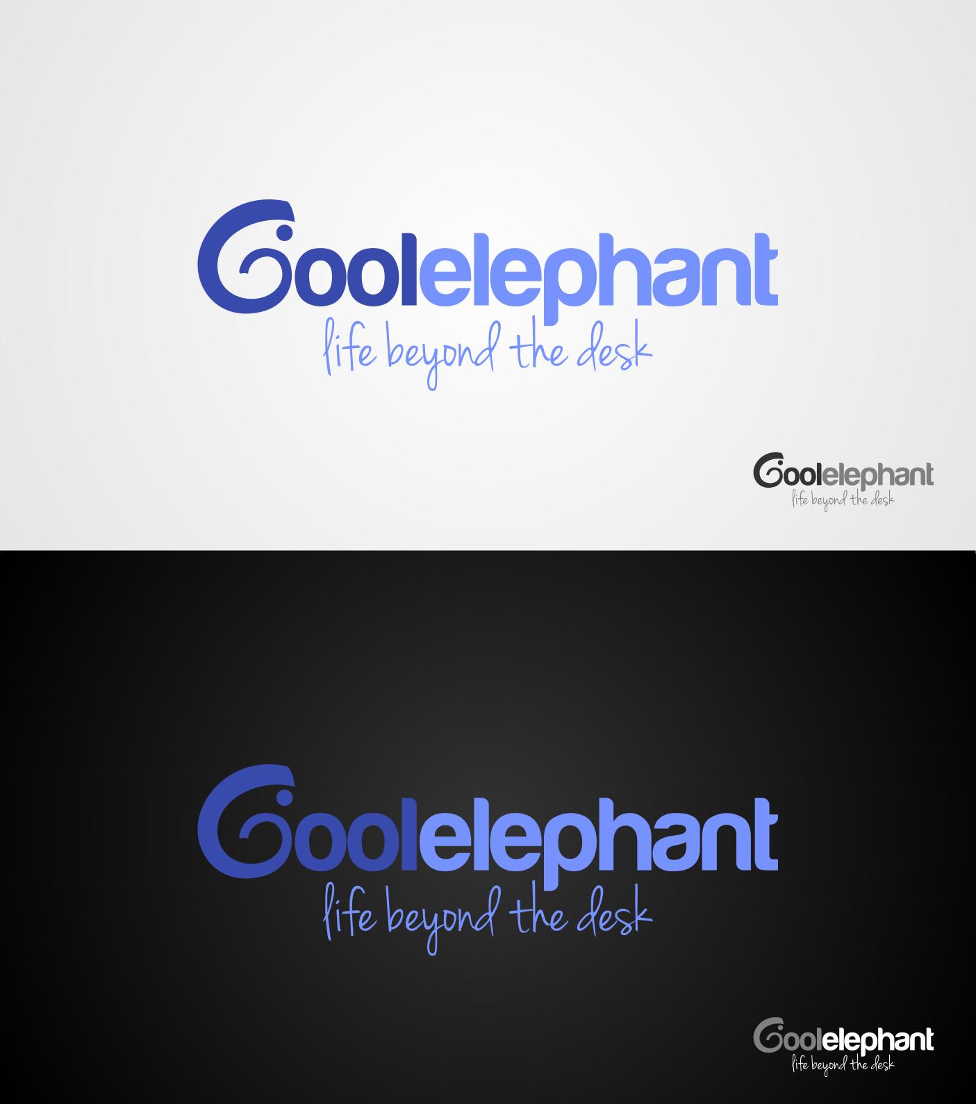 Cool Elephant needs a new logo