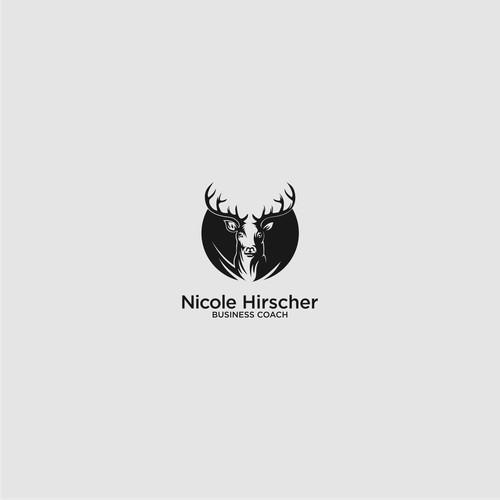 Freiberufler sucht perfektes Logo mit Hirsch im Logo