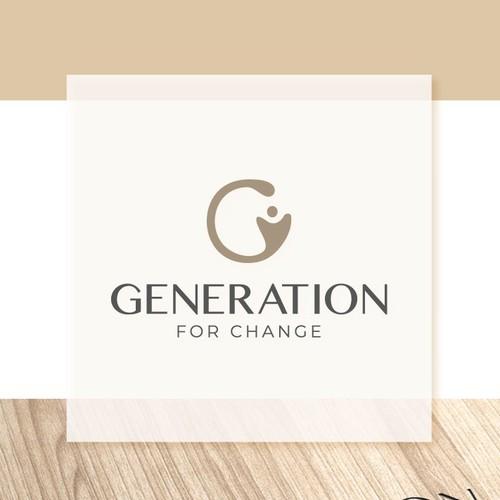 "Logo for ""Generation for Change"""