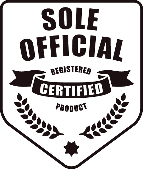 SOLE OFFICIAL other logo version