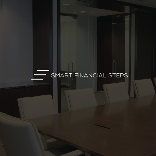 logo for:smart financial steps