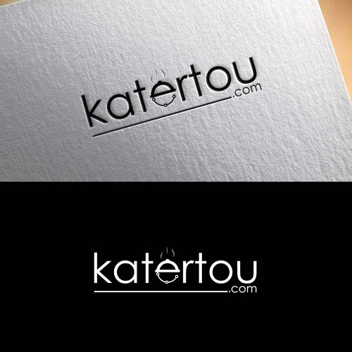 Modern and Youthful logo design for Catering application