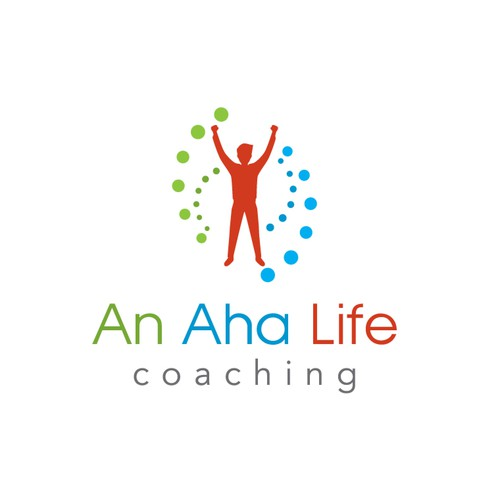 Create a Fun and Playful Logo for a Life Coach!