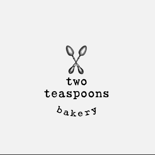 Logo for bakery and cake studio