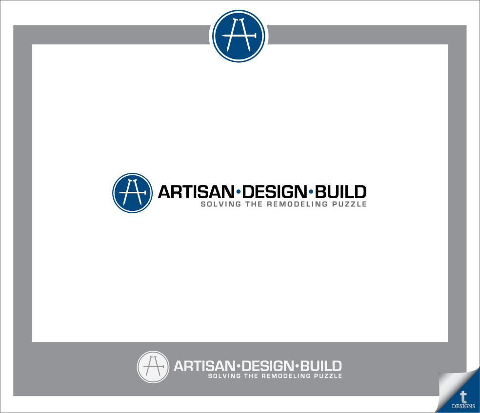 Help Artisn Design Build with a new logo
