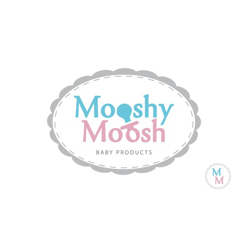 MooshyMoosh Baby Products logo