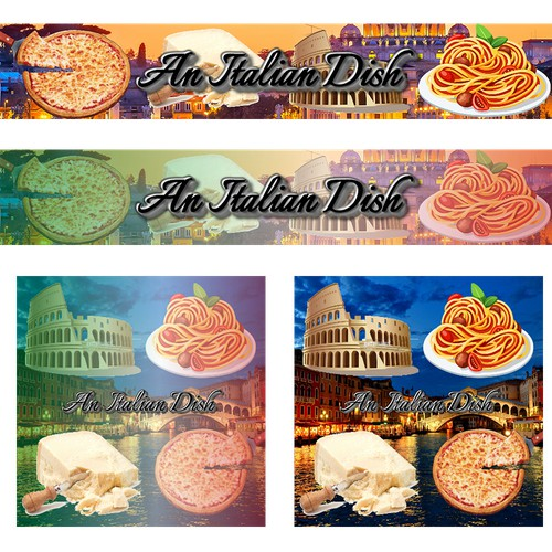 An Italian Dish