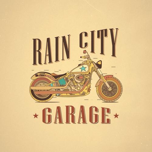 Rain City ⋆Garage⋆